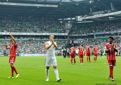 Manuel Neuer heeft een kuitblessure en is minstens twee weken buiten strijd