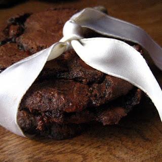 Cherry Chocolate Chocolate Chip Cookies