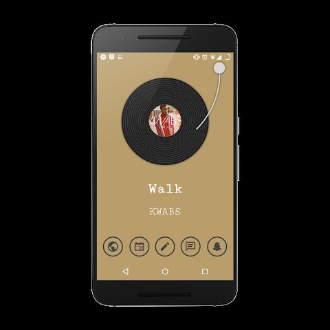 android Vinyl Komponent Screenshot 0