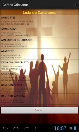 Coritos Cristianos 1.3 screenshot 2088788