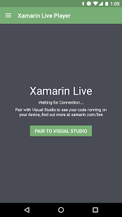 Xamarin Live Player (Unreleased)- screenshot thumbnail