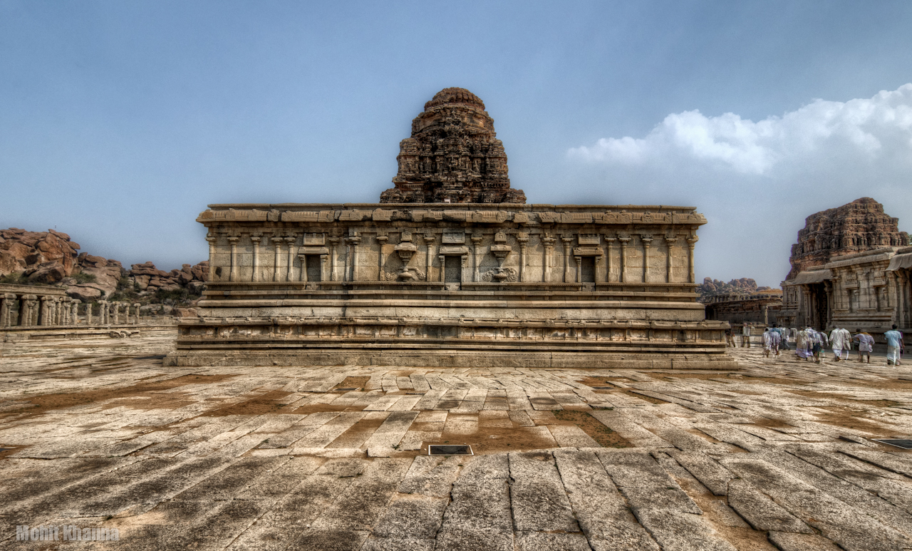 Photo: This temple compound was huge!