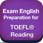 Exam English: TOEFL Reading icon
