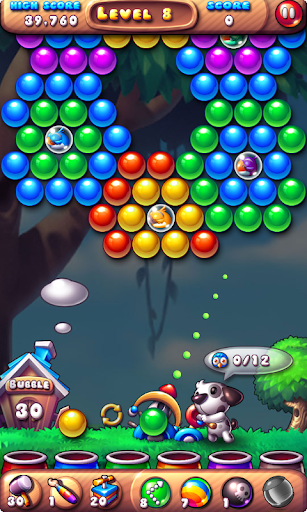 Bubble Bird Rescue modavailable screenshots 3