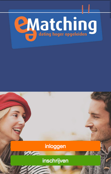 e-Matching Dating HBO & WO- screenshot