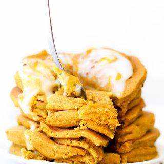 Turmeric Spice Pancakes.