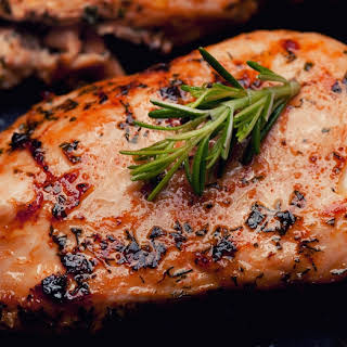 Baked Rosemary Chicken Breast Recipes.