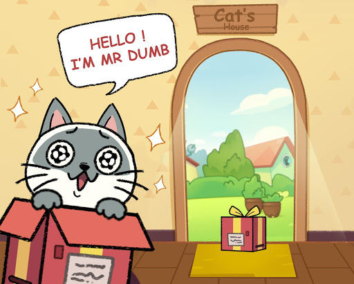 Dumb Cat House - Cute Kitten & Super Cat Puzzle 1.0.8 screenshots 17