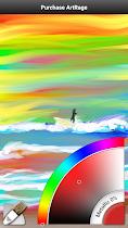 ArtRage Oil Painter Free - screenshot thumbnail 05