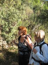 Photo: Françoise et Andrée