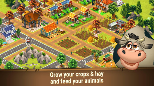 Farm Dream: Village Harvest - Town Paradise Sim 1.3.0 screenshots 12