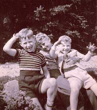 Photo: Bram, Harm en Bé Hadderingh