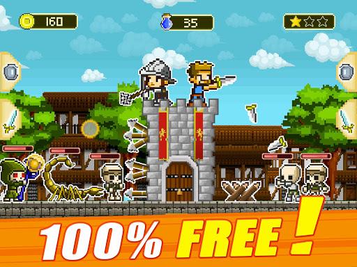 Mini guardians: castle defense