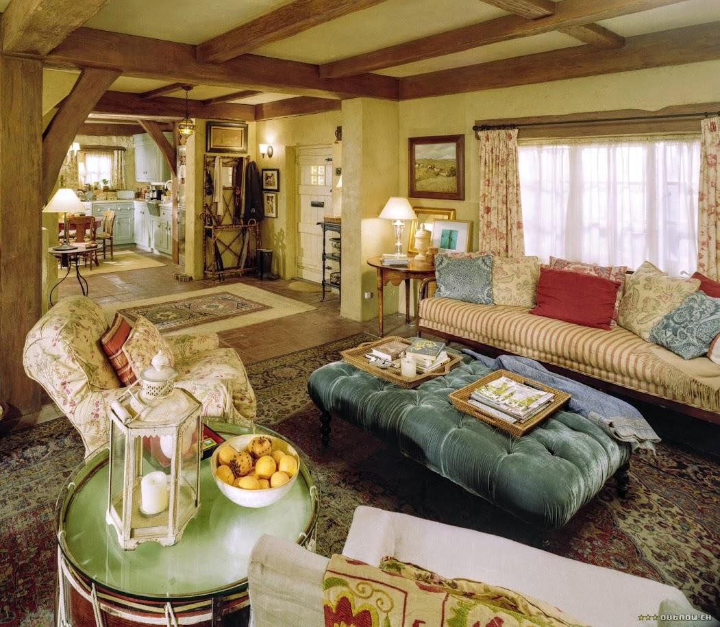 Cote De Texas English Country Manor To Let