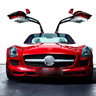 Themes Mercedes Benz SLS AMG icon