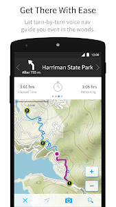 komoot — Hike & Bike GPS Maps v6.6.1