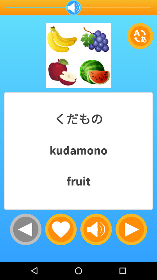 Learn Japanese Language- screenshot