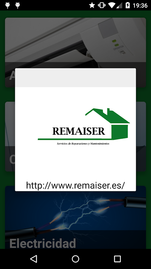 Remaiser- screenshot