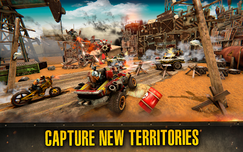 Dead Paradise: The Road Warrior 1.3.0 (Free Shopping)