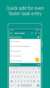 App Tasks: Todo list, Task List, Reminder APK for Windows Phone