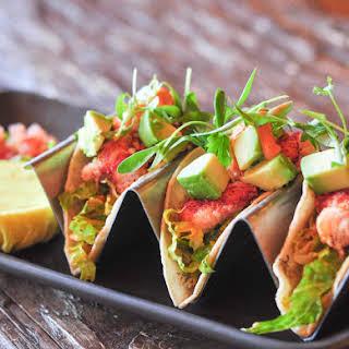 Lobster Tacos Recipes.