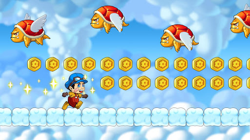 Super Machino go: world adventure game apktram screenshots 2