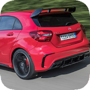 A45 AMG Drift Simulator