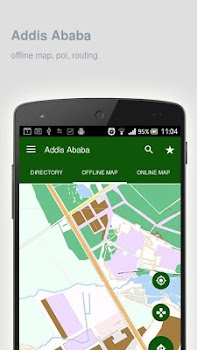 Addis Ababa Map offline