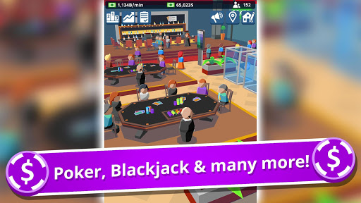 Idle Casino Manager - Business Tycoon Simulator 2.1.2 screenshots 19
