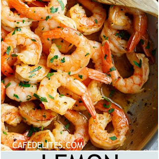Lemon Garlic Butter Shrimp Recipes.