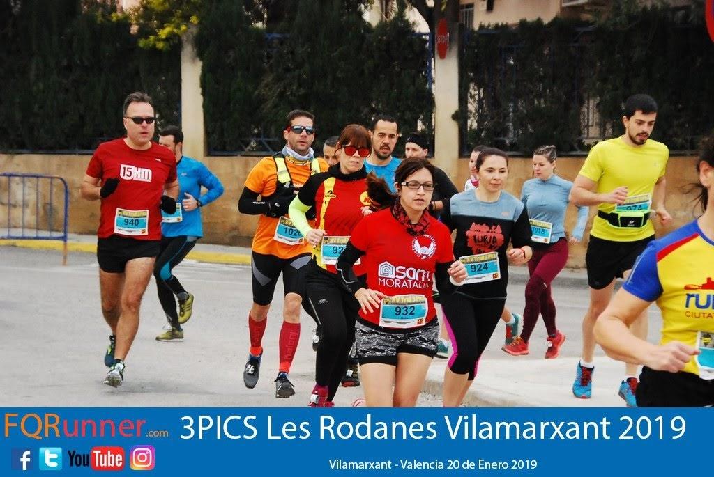 Fotos Trail 3Pics Les Rodanes Vilamarxant 2019