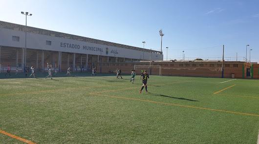 El Femenino del CD El Ejido cae ante la UD Almería