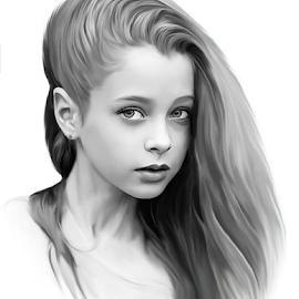 My new art work by Kamran Khan - Digital Art People ( sketch, digital art, art, digital sketch )