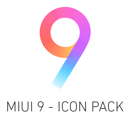 MIUI 9 - Icon Pack Apps for Android
