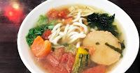 草菩提素食拉麵