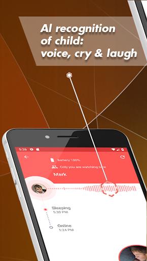 Baby Monitor Saby. 3G & Wifi video Babymonitor 1.167 screenshots 1