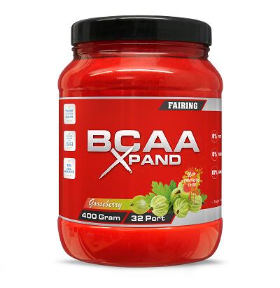 Fairing BCAA Xpand 400g - Gooseberry