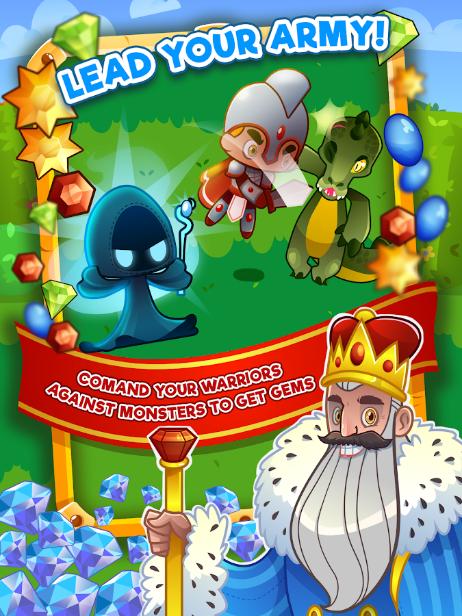 Idle Kingdom - Epic Empire Building Clicker Game- screenshot