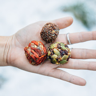 Trail Mix Bliss Balls