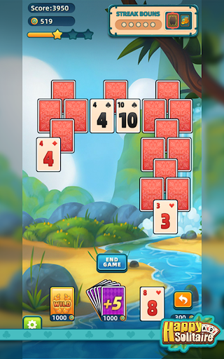 Happy Solitaire  screenshots 6