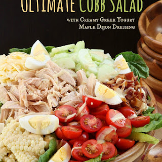Vermont Meets New Jersey Ultimate Cobb Salad