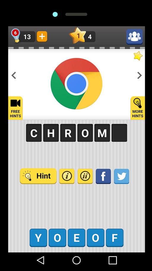 Logo Game: Guess Brand Quiz APK 4.5.9 screenshots 2