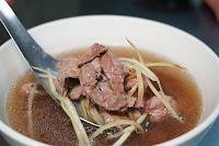 台南新化阿蓮牛肉湯(岡山店)