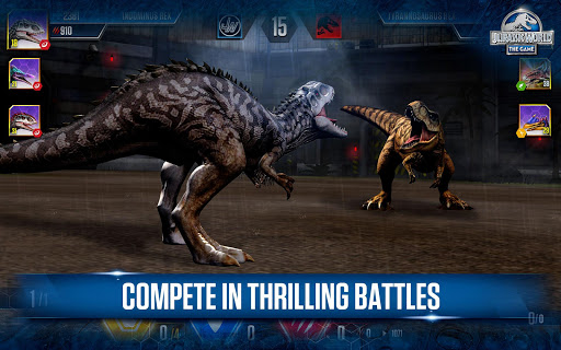 Jurassic Worldu2122: The Game 1.30.2 androidappsheaven.com 3