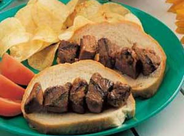 Pork Tenderloin Spiedis Recipe