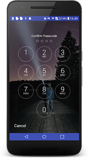 iLock: Lock Screen OS 10 Style Screenshot