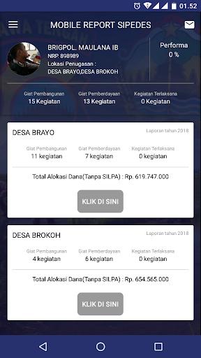 SIPADES BHABINKAMTIBMAS screenshots 2