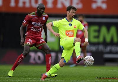 Brecht Dejaegere évoque l'intérêt d'Anderlecht et du Standard
