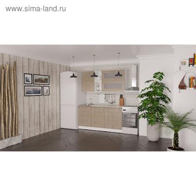 Кухонный гарнитур Лира стандарт 1600