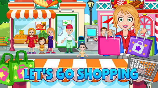 My Town : Stores. Fashion Dress up Girls Game apkdebit screenshots 11